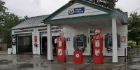 Ambler-Texaco Station