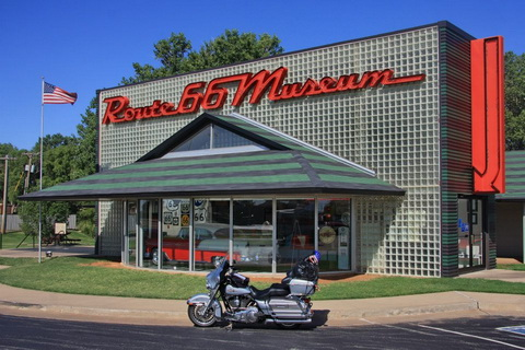 041 Route66MuseumClinton